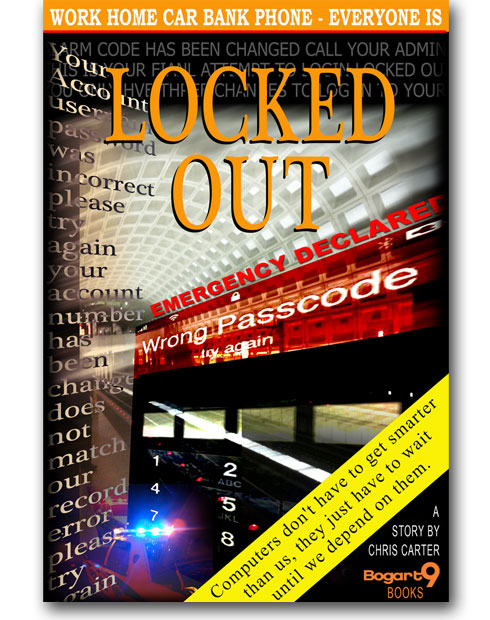Locked Out by Chris Carter